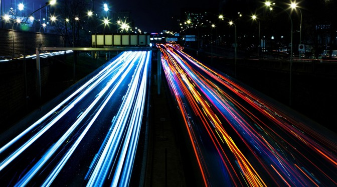 highway-lights-at-night